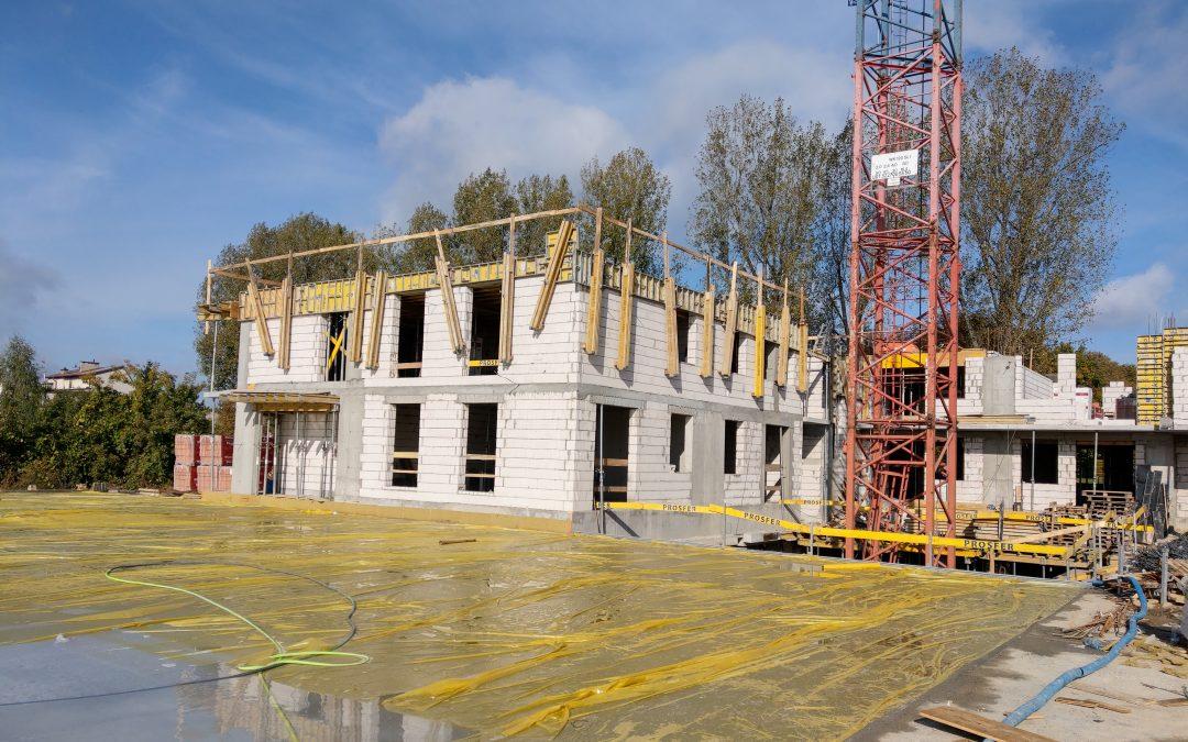 Realizujemy inwestycję mieszkaniową przy ul. Bodycha Warszawa
